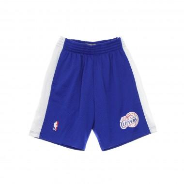 PANTALONCINO BASKET UOMO NBA SWINGMAN SHORTS HARDWOOD CLASSICS LOSCLI S
