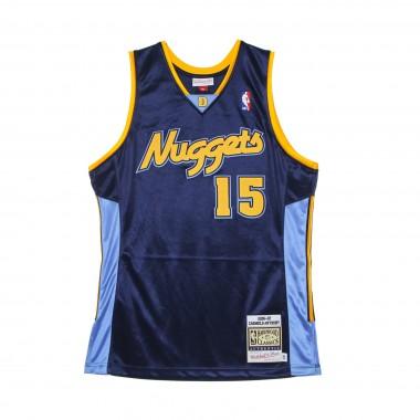 CANOTTA BASKET UOMO NBA AUTHENTIC JERSEY HARDWOOD CLASSICS NO 15 CARMELO ANTHONY 2006-07 DENNUG