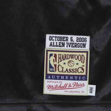 CANOTTA BASKET UOMO NBA AUTHENTIC JERSEY HARDWOOD CLASSICS NO 3 ALLEN IVERSON 2006 PHI76E