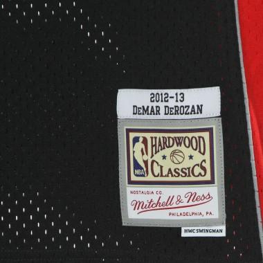 CANOTTA BASKET UOMO NBA SWINGMAN JERSEY HARDWOOD CLASSICS NO 10 DEMAR DEROZAN 2012-13 TORRAP