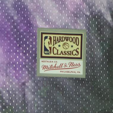 jersey man nba tie-dye mesh jersey hardwood classics loslak
