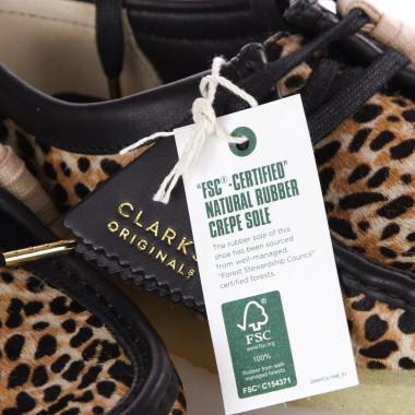 outdoor shoe lady w wallabee