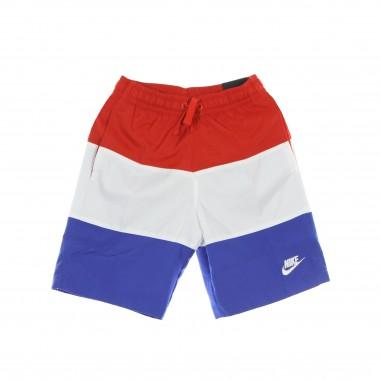 short swimsuit kid sportswear short woven block