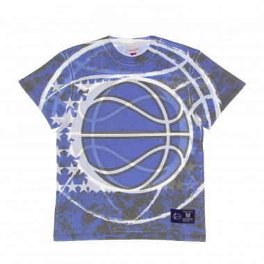 MAGLIETTA UOMO NBA JUMBOTRON TEE HARDWOOD CLASSICS ORLMAG M