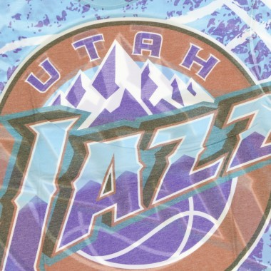 MAGLIETTA UOMO NBA JUMBOTRON TEE HARDWOOD CLASSICS UTAJAZ M