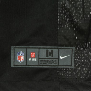 CASACCA FOOTBALL AMERICANO UOMO NFL GAME TEAM COLOUR JERSEY NO 22 MC CAFFREY CARPAN M