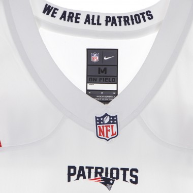 CASACCA FOOTBALL AMERICANO UOMO NFL GAME ROAD JERSEY NO 1 NEWTON NEEPAT M