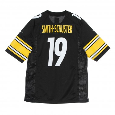 CASACCA FOOTBALL AMERICANO UOMO NFL GAME TEAM COLOUR JERSEY NO 19 SMITH-SCHUSTER PITSTE M