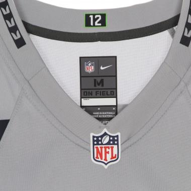 CASACCA FOOTBALL AMERICANO UOMO NFL GAME ALTERNATE JERSEY NO 3 WILSON SEASEA M