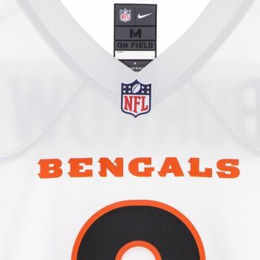 CASACCA FOOTBALL AMERICANO UOMO NFL GAME ROAD JERSEY NO 9 BURROW CINBEN M