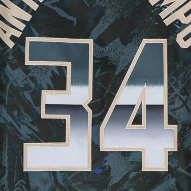 CANOTTA BASKET UOMO SELECT SERIES JERSEY NO 34 GIANNIS ANTETOKOUNMPO MILBUC XL