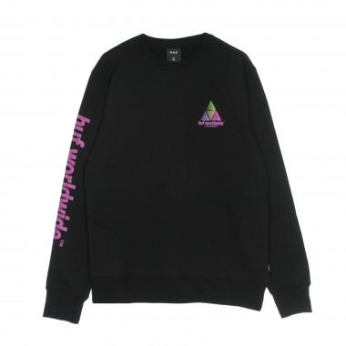 crewneck sweatshirt man prism crewneck