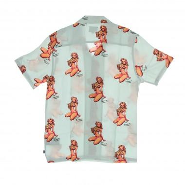 short-sleeved t-shirt man shirt x rockin jelly bean