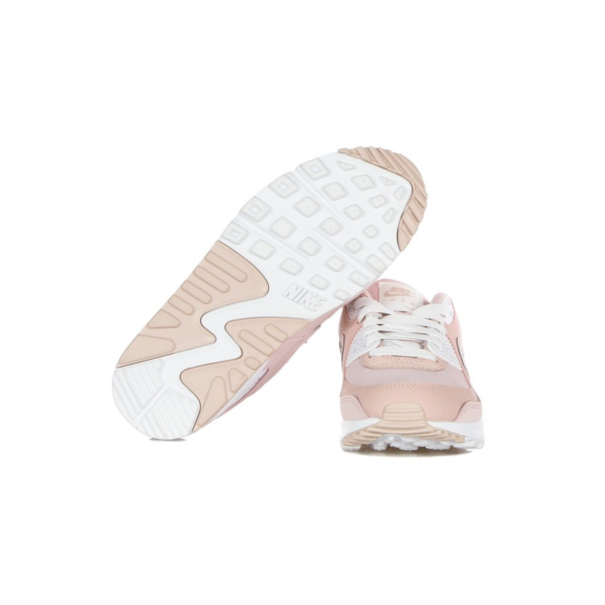 scarpa bassa donna w air max 90 BARELY ROSE/BARELY ROSE/PINK OXFORD