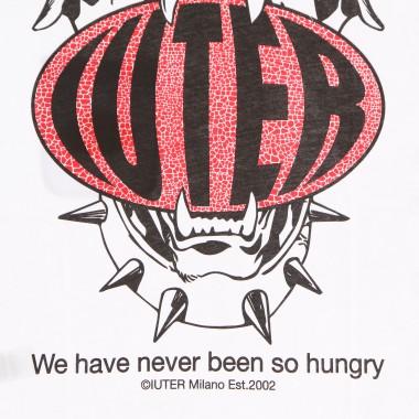 t-shirt man hungry tee