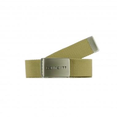 belt man clip belt chrome