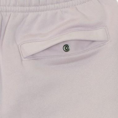 pantalone corto tuta felpato uomo sportswear club
