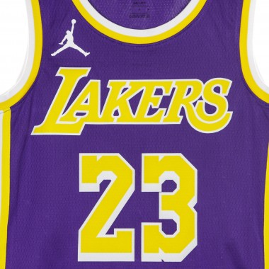 CANOTTA BASKET UOMO NBA SWINGMAN JERSEY JORDAN STATEMENT EDITION 2020 NO 23 LEBRON JAMES LOSLAK