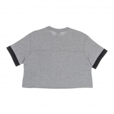 maglietta corta donna w top heritage