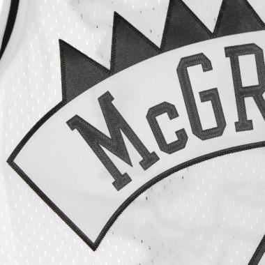 canotta basket uomo nba white black swingman jersey hardwood classics no 1 tracy mcgrady 1998-99 torrap XL