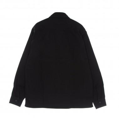 camicia manica lunga uomo reno shirt jacket M