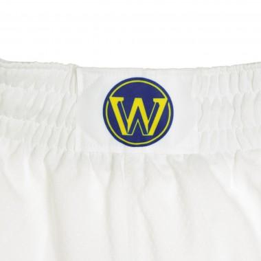 pantaloncino basket uomo nba swingman short icon edition home golwar