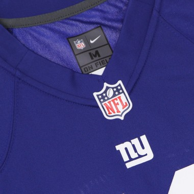 casacca football americano uomo nfl game team colour jersey no.26 barkley neygia S