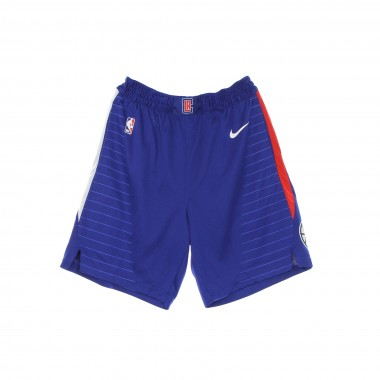 pantaloncino basket uomo nba swingman short icon edition road 18 loscli