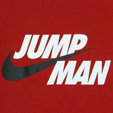 felpa girocollo bambino jumpman by nike crewneck