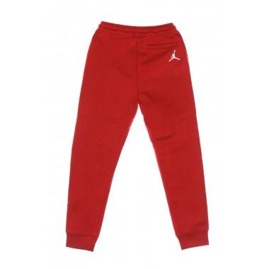 pantalone tuta felpato bambino jumpman by nike pant