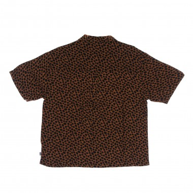 camicia manica corta donna wild woven S