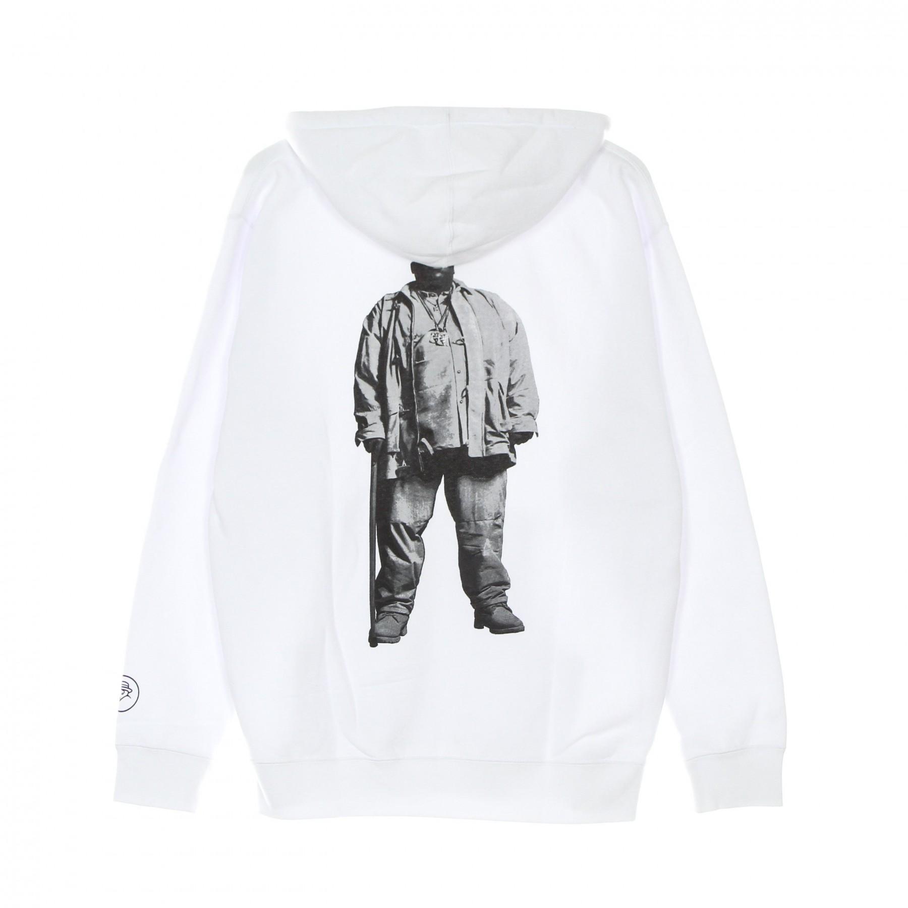 felpa cappuccio uomo legacy reborn hoodie x notorious b.i.g. XL