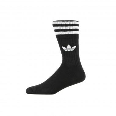 calza media uomo solid crew sock