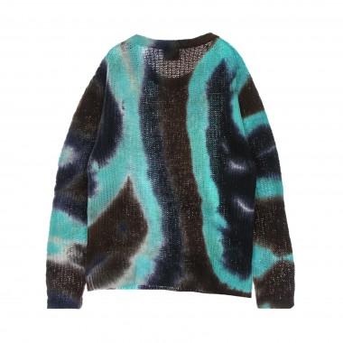 maglione uomo multicolor sweater M