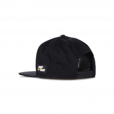 cappellino visiera piatta uomo jordan pro jumpman cap