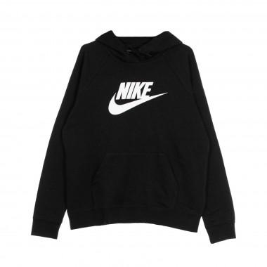 felpa cappuccio donna essential hoodie