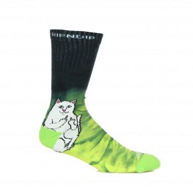 medium sock man lord nermal prisma socks