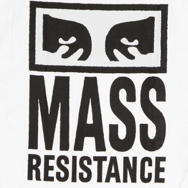 t-shirt man mass resistance classic tee