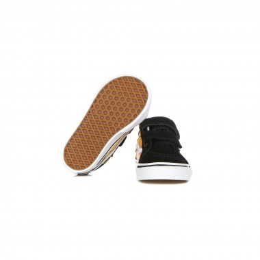 high sneaker kid sk8-mid reissue v (hot flame)