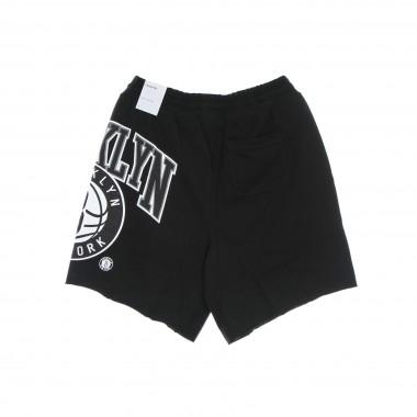 short trousers suit man nba short fleece courtside 75 bronet