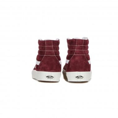 high sneaker man sk8-hi (pig suede)