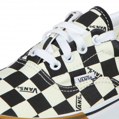 low sneaker lady era stacked (checkerboard)