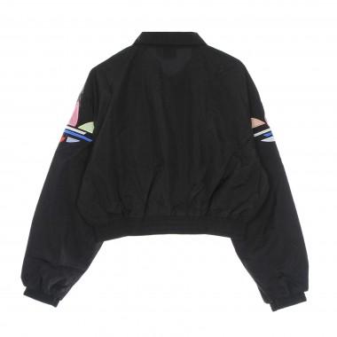 coat jacket lady shattered track top
