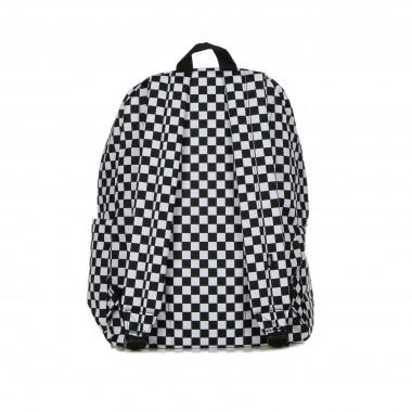 backpack man old skool checkerboard backpack
