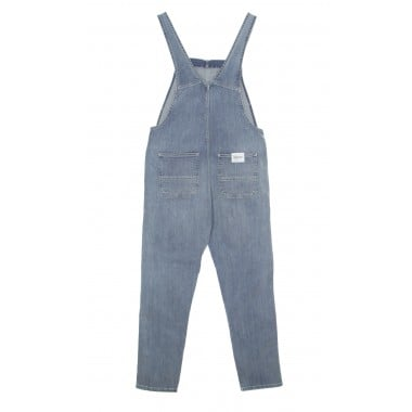 overall lady w bib overall