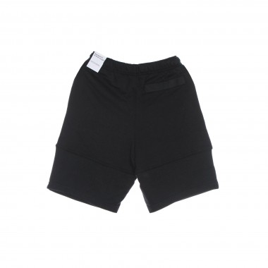 short trousers suit man french terry shorts hybrid