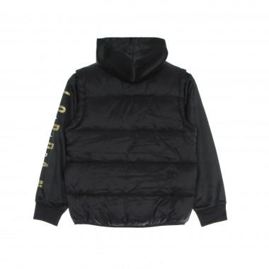 down jacket kid jordan 2 fer jacket