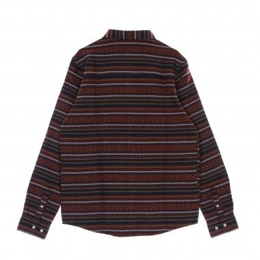 long-sleeved shirt man insito stripe shirt