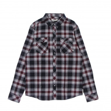 long-sleeved shirt man rosomako 2.0 l/s shirt