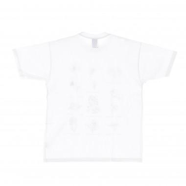 t-shirt man flower packet heavyweight tee